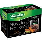 Doğadan Karışık Baharatlı Chai Büyülü Bohça Çay 16lı