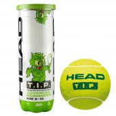 Head 3b Tıp Advenced 9 10 Yaş 3lü Tenis Topu