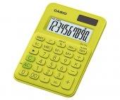 Casio Ms 7uc Yg N Dc (Cn) 10 Hane Renkli Masaüstü Renkli Hesap Makinesi