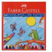 Faber Castell 24 ' Lü Pastel Boya Karton Kapak...