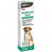 Vetiq Nutri Vit Plus Köpekler Için Enerji Verici Vitamin Macunu 1