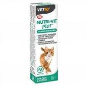 Vetiq Nutri Vit Plus Kediler Için Enerji Verici Vitamin Macunu 70