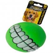 Doglife Köpekler İçin Yumuşak Diş Resimli Top 6cm
