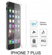 Iphone 7 Plus Kırılmaz Temperli Cam Ekran Koruyucu