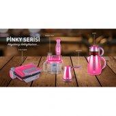 Stilevs Pinky Serisi 4 Lü Elektro Çeyiz Paketi Pembe