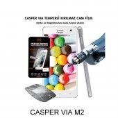 Casper Vıa M2 Kırılmaz Temperli Cam Ekran Koruyucu
