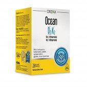 Ocean D3 K2 Damla 20 Ml Yeni Ürün Skt 04 2020