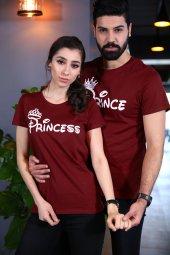 Sevgili Kombini Prince Princess Tshirt Sevgiliye Hediye Tişört