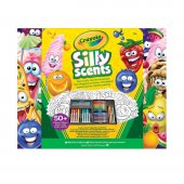 Crayola Silly Scents Boyama Seti 04 0015
