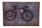 Metal Bisiklet Duvar Dekoru Gk00129