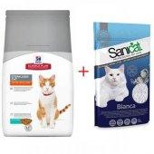 Hills Kısır Ton Balıklı Kedi Maması 1,5 Kg+sanicat 5lt Kum Hediye