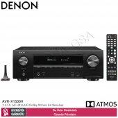 Denon Avr X1500h 7,2 Kanal Dolby Atmos Av Receiver