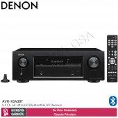 Denon Avr X540bt 5.2 Kanal 4k Bluetoothlu Av Receiver