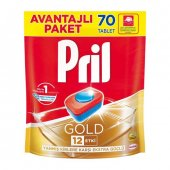 Pril Gold Tablet 70li