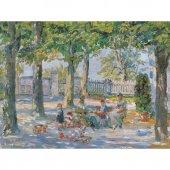 Gordıon 1000 Parça Puzzle Impressionisten 48 X 68 Cm