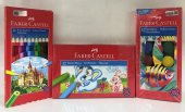 Faber Castell Kuru Boya, Sulu Boya Ve Pastel Boya Seti