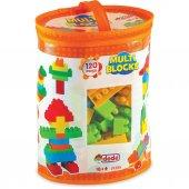Dede Oyuncak Multi Blocks 120 Parça Eğitici Lego Oyun Seti