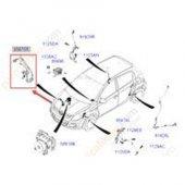 Hyundai İ20 2014 Sol Ön Abs Sensörü Orjinal 59810c...