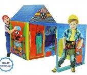 Tamirci Garaj Oyun Çadırı Oyun Çadırı Oyun Evi Erkek Çocuk Çadırı