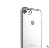 Mcdodo Ultra İnce Şeffaf Beyaz Renk İphone 7 Plus 8 Plus Kılıf