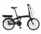 ümit Stroke 20 Jant Katlanır Elektrikli Bisiklet Siyah