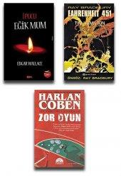 Ipucu Eğik Mum, Zor Oyun Ve Fahrenheit 451 Çizgi Roman 3 Kita