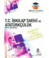 Zeka Küpü Yayınları 8. Sınıf T.c. İnkılap Ve Atatürkçülük Soru Bankası