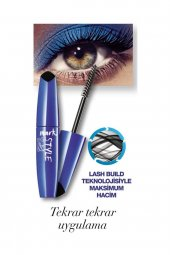 Avon Mark Big And Style Hacim Veren Siyah Maskara 10 Ml.