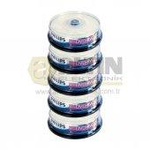 Philips 1,4 Gb. 10 Lu Paket 50 Adet Mini Dvd Rw