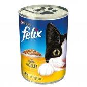 Felıx Tavuklu Kedi Konservesi 400gr X 6 Adet
