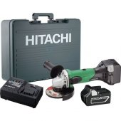 Hitachi G14dsl 14.4volt 3.0ah Li Ion 115mm Akülü Avuç Taşlama