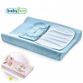 Baby Jem Kundaklı Alt Açma Mavi