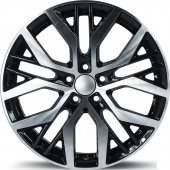 Emr 5436 14 7,5x17 Pcd 5x112 Et45 Black Polished Jant (4 Adet)