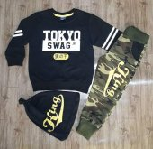 Tokyo 3 Lü Takım