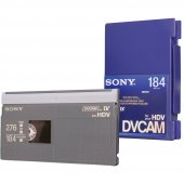 Sony Pdv 184 N3 Dvcam Hdv Kaseti