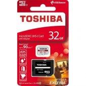 Toshiba 32 Gb Micro Sd Hafıza Kartı Class 10