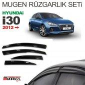 Hyundai İ30 Mugen Cam Rüzgarlık Seti 2012 Ve Üzeri...