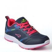 Cheta Mikrofiber Günlük Koşu,yürüyüş,bayan Spor Ayakkabısı