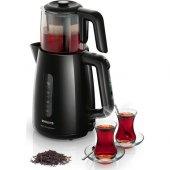 Philips Çay Ustası Hd7301 00 1700w Çay Makinesi Siyah