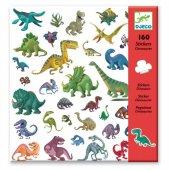 Stickers Dinosaurs 160 Dinazor Temalı Çıkartmalar