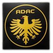 Adac Arma Zeminli Araba Oto Sticker (9cm Çap)