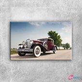 Antika Otomobiller 10 Eski Amerikan Arabalar Kanva...