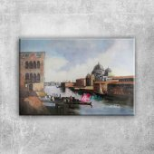 San Marco Venedik İtalya Dekoratif Deniz, Şehir Manzaraları 4