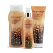 Bodycology Bronzed Amber Kişisel Bakım Seti