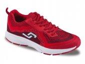Jump 12501 Kırmızı Ortopedik Erkek Bayan Spor Ayakkabı
