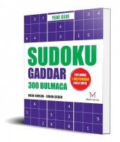 Sudoku Gaddar 300 Bulmaca Mikado