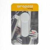 Wrapsol Tictong Telefon Tutucu Beyaz