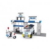 Bricks 285 Parça Polis Seti Bj 310131 23603