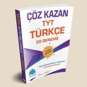 çöz Kazan Yks 1.oturum Tyt Türkçe 20 Deneme