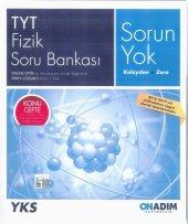 Tyt Fizik Soru Bankası (Onadım Yayınları)
